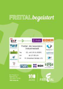 Freital - die besondere Industriestadt
